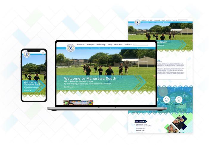 A bespoke communication solution - Manurewa South School - Case Study - KiwiSchools